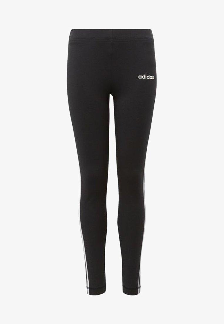 adidas Performance - ESSENTIALS 3-STRIPES TIGHTS - Leggings - black