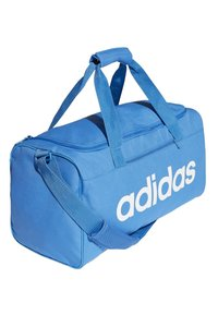 adidas Performance - LINEAR CORE DUFFEL BAG SMALL - Sports bag - blue - 2