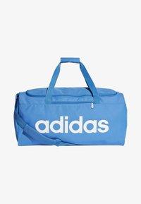 adidas Performance - LINEAR CORE DUFFEL BAG MEDIUM - Sports bag - blue - 0