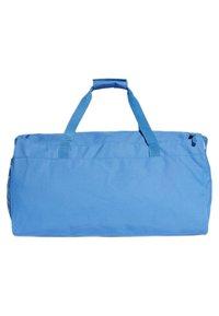 adidas Performance - LINEAR CORE DUFFEL BAG MEDIUM - Sports bag - blue - 1
