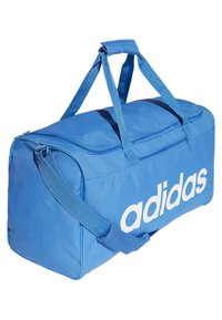 adidas Performance - LINEAR CORE DUFFEL BAG MEDIUM - Sports bag - blue - 2