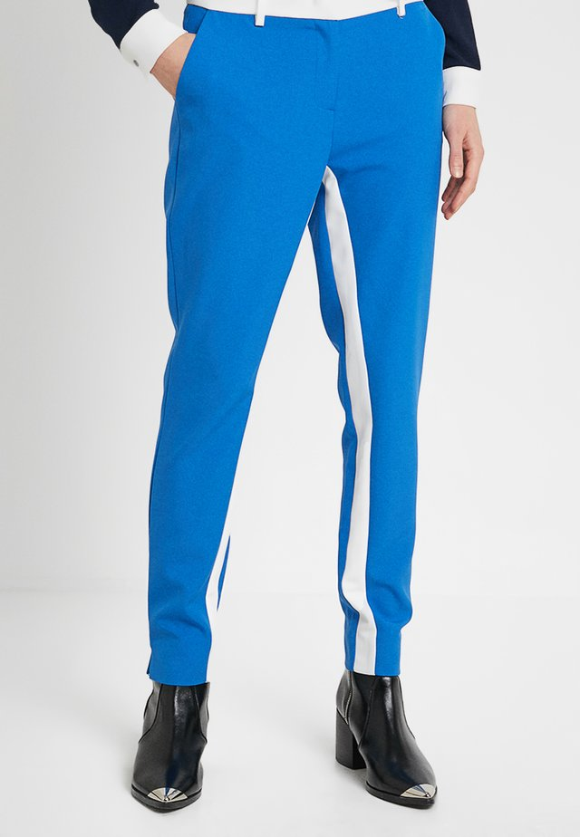 PARIENNY - Trousers - ocean blue