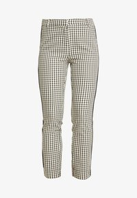 Aaiko - PARIEN CHECK - Trousers - nude - 4