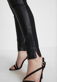 Aaiko - PERSY - Pantalon classique - black - 4
