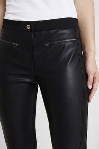Aaiko - PERSY - Pantalon classique - black - 7