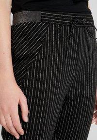 Aaiko - PHIEN - Trousers - black - 5