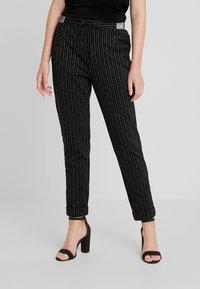 Aaiko - PHIEN - Trousers - black - 3