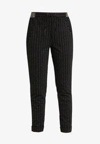 Aaiko - PHIEN - Trousers - black - 4