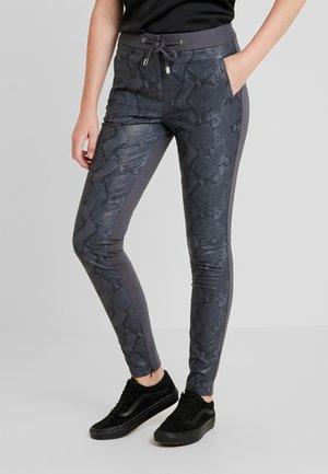 SOSA - Spodnie materiałowe - steel grey