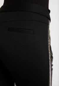 Aaiko - SOSA STUDS - Kalhoty - black - 7