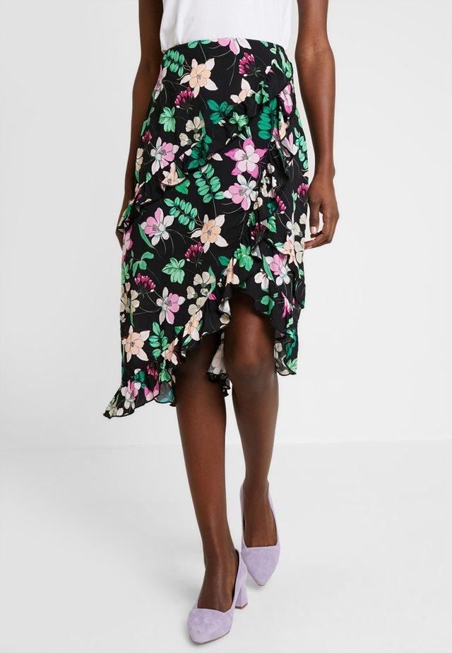 COBY - Pencil skirt - black
