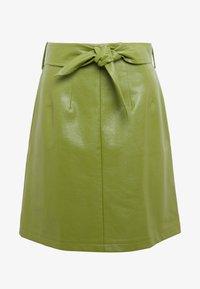 Aaiko - PATIA - A-line skirt - jungle green - 3