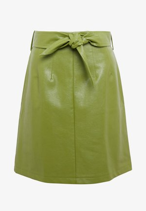PATIA - A-snit nederdel/ A-formede nederdele - jungle green