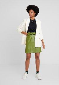 Aaiko - PATIA - A-line skirt - jungle green - 1