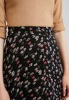 Aaiko - CAYA - Maxi skirt - black