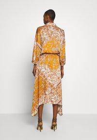 Aaiko - SURI VIS  - A-line skirt - sudan brown - 2