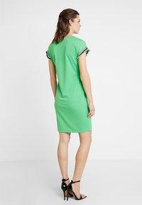 Aaiko - PRESTA  - Jersey dress - vibrant green - 3