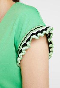 Aaiko - PRESTA  - Jersey dress - vibrant green - 6
