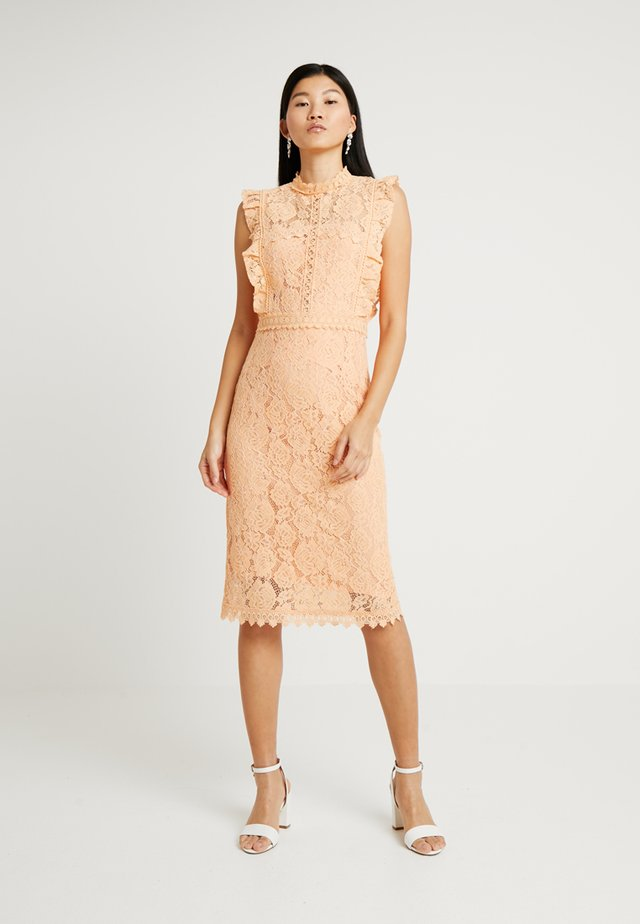 LONNE - Cocktail dress / Party dress - apricot