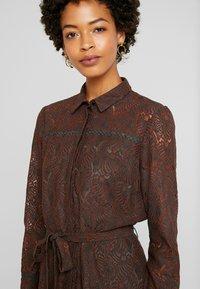 Aaiko - LADINA - Shirt dress - ginger - 4
