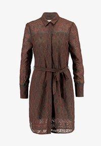 Aaiko - LADINA - Shirt dress - ginger - 5