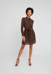 Aaiko - LADINA - Shirt dress - ginger - 2