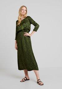 Aaiko - METINA - Day dress - jungle green - 2