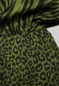 Aaiko - METINA - Day dress - jungle green - 6