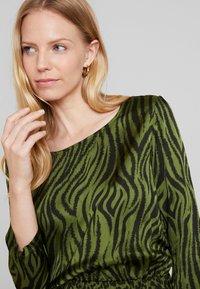 Aaiko - METINA - Day dress - jungle green - 4