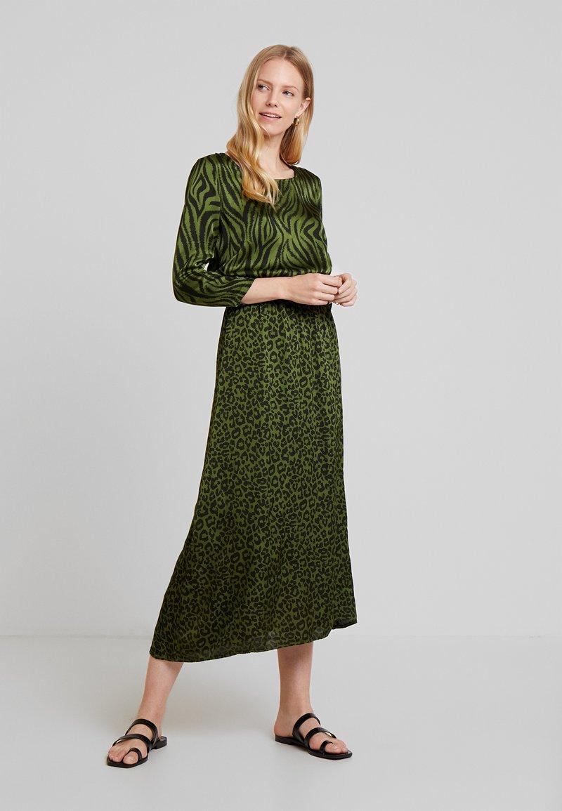 Aaiko - METINA - Day dress - jungle green