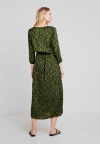 Aaiko - METINA - Day dress - jungle green - 3