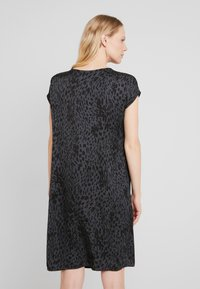 Aaiko - MADRID SPOTS - Day dress - steel grey - 3