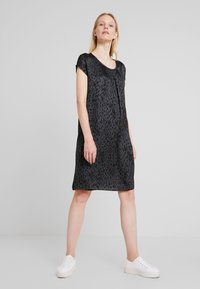 Aaiko - MADRID SPOTS - Day dress - steel grey - 2
