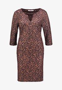 Aaiko - MAZARON - Jersey dress - hazel - 4