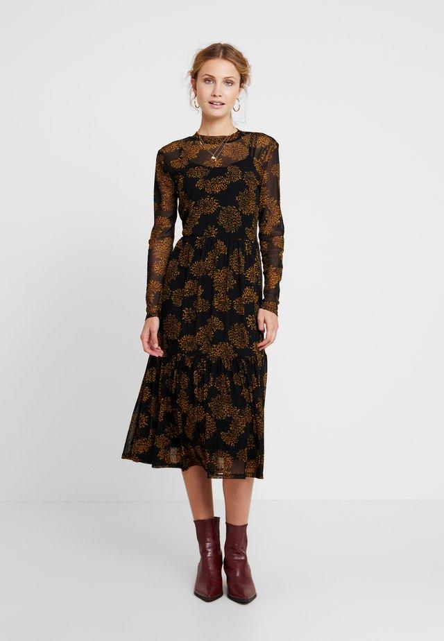 MIRLA - Day dress - honey