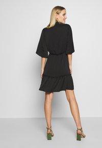 Aaiko - SARIAN  - Shirt dress - black - 2