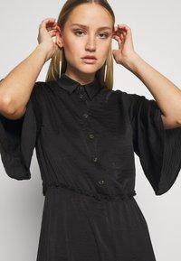 Aaiko - SARIAN  - Shirt dress - black - 3