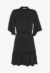Aaiko - SARIAN  - Shirt dress - black - 4