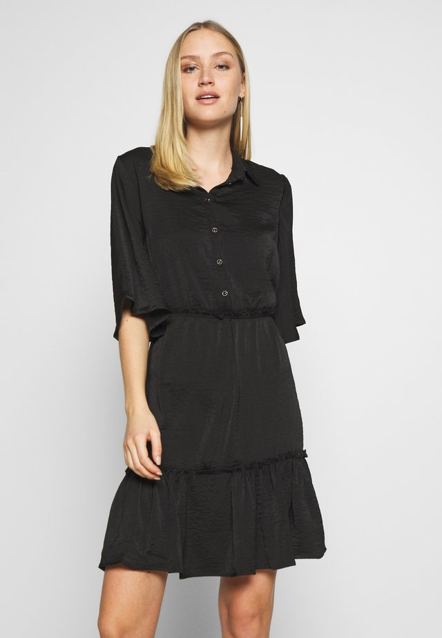 SARIAN  - Shirt dress - black