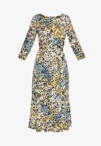 Aaiko - AULUNA FLORAL - Sukienka letnia - sudan brown - 4