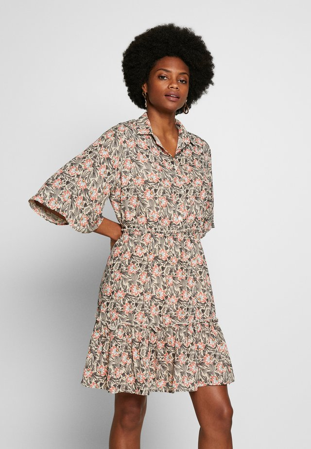 SARIA - Day dress - oyster