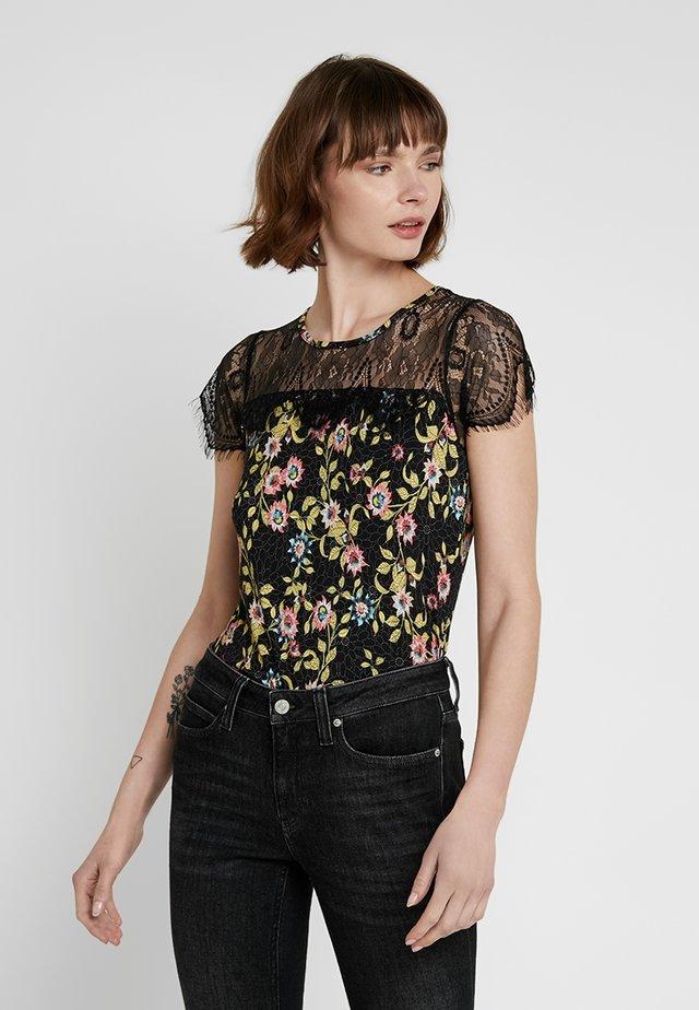FALA ETHNIC - Print T-shirt - black