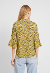 Aaiko - SILIE - Button-down blouse - golden olive - 2