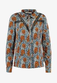 Aaiko - VILOU CAMO - Button-down blouse - ginger - 3