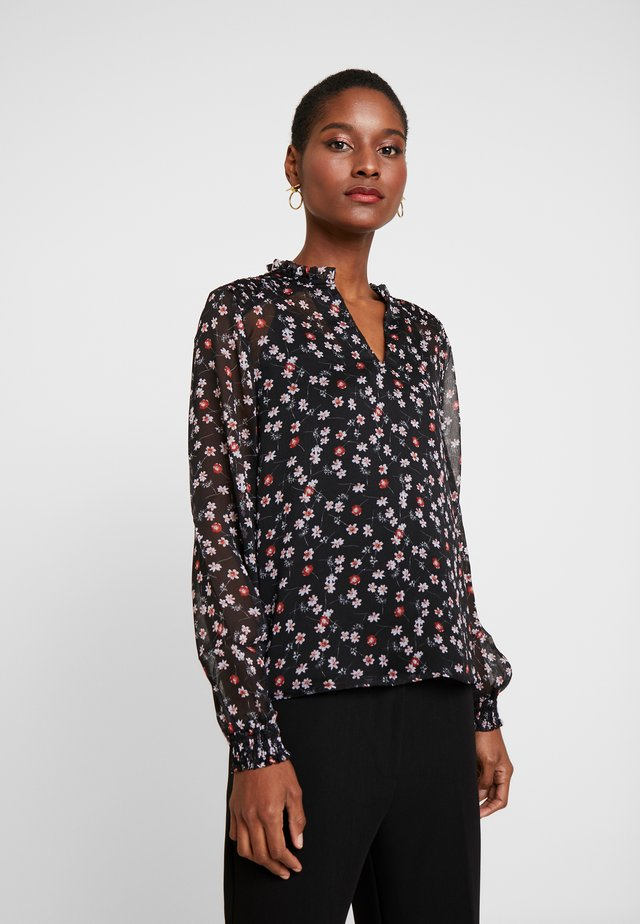 CHARLEY - Blouse - black