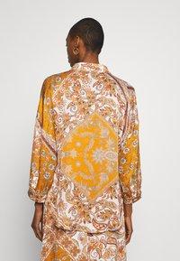 Aaiko - SADÉ - Button-down blouse - sudan brown - 2