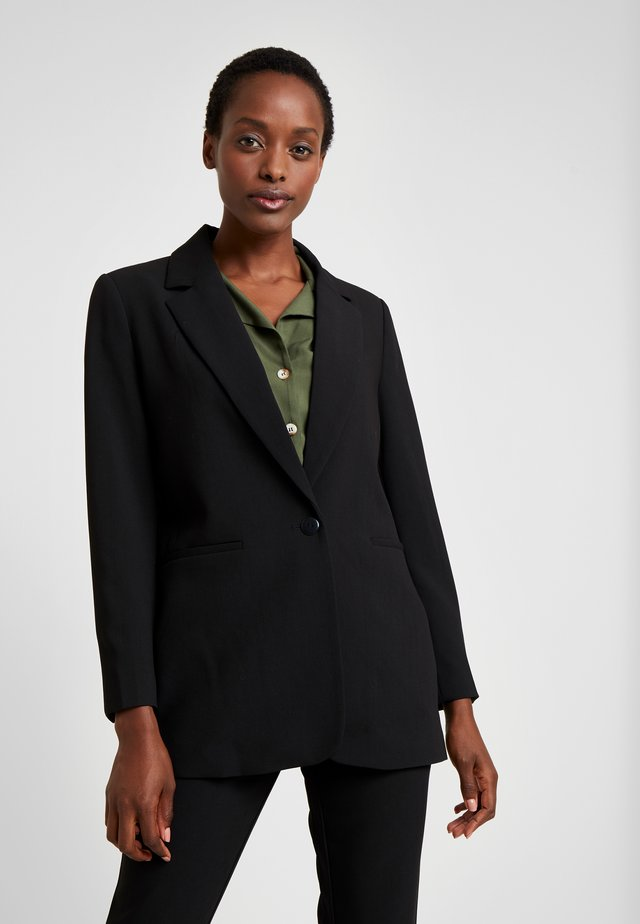 LATINA - Short coat - black