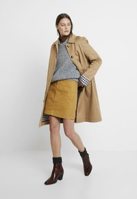 Aaiko - TRILLY - Sweter - steel grey - 1