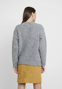 Aaiko - TRILLY - Sweter - steel grey - 2