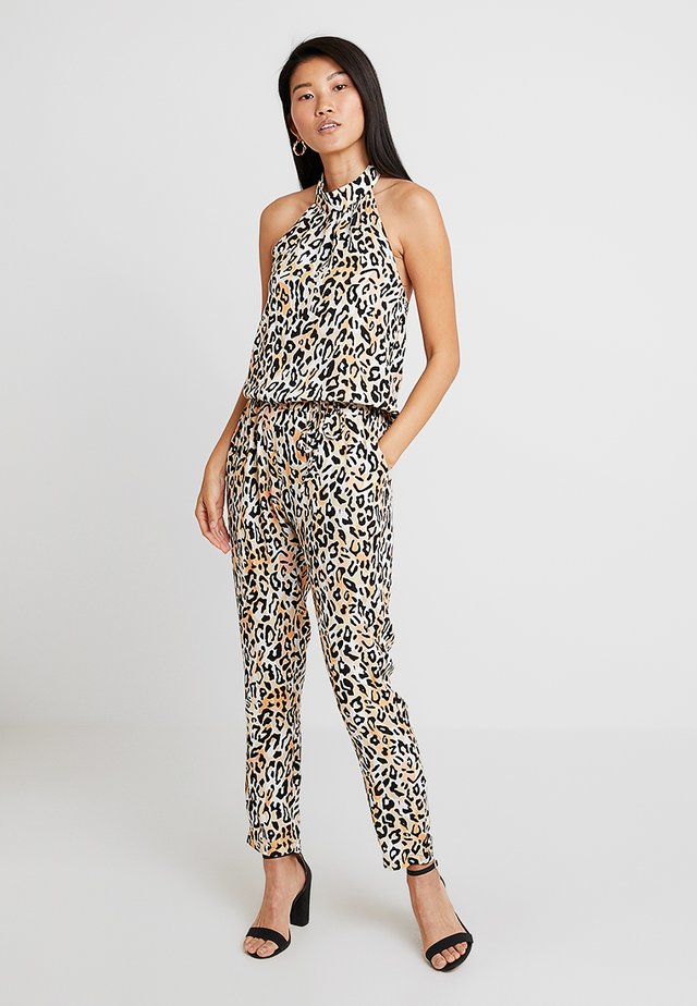 SALITA ANIMAL - Jumpsuit - natural